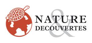 logo nature et découvertes b corp